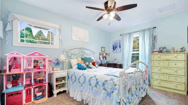 Tampa Custom Home Builder Blake Building child's room