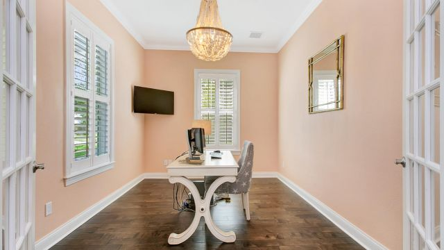 Tampa Custom Home Builder Blake Building office