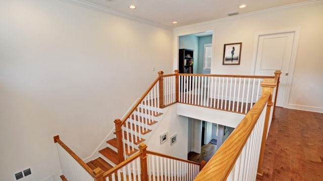 Tampa Custom Home Builder Blake Building staircase