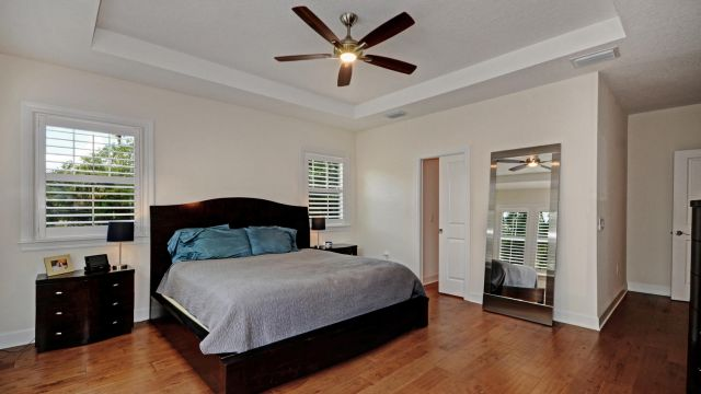 Tampa Custom Home Builder Blake Building master bedroom