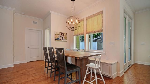 Tampa Custom Home Builder Blake Building dining