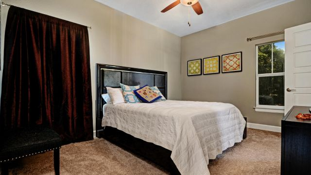 Tampa Custom Home Builder Blake Building bedroom