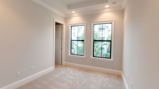 Tampa Custom Home Builder Blake Building guest bedroom